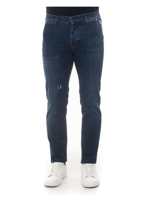 Elias-Nassau Jeans denim cut chino Roy Rogers | 24 | ELIAS-NASSAU999
