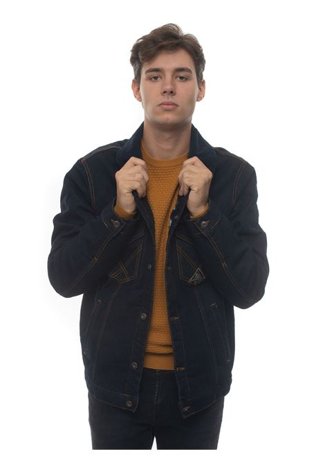 Jacket Dag denim harrington jacket Roy Rogers | -276790253 | JACKET-DAG999