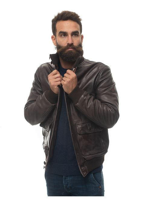 Leather Jacket Roy Rogers | -276790253 | JACKETPOLOLEATHER277