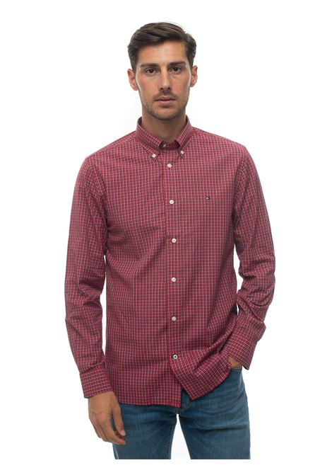 Camicia casual Tommy Hilfiger | 6 | MW0MW139480QJ