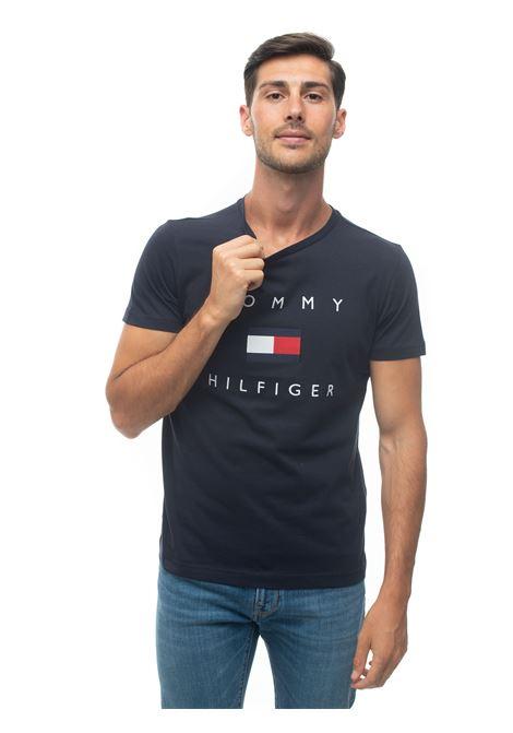 T-shirt Tommy Hilfiger | 8 | MW0MW14313DW5