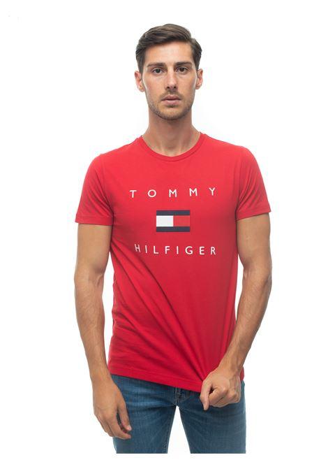 T-shirt Tommy Hilfiger | 8 | MW0MW14313XLG