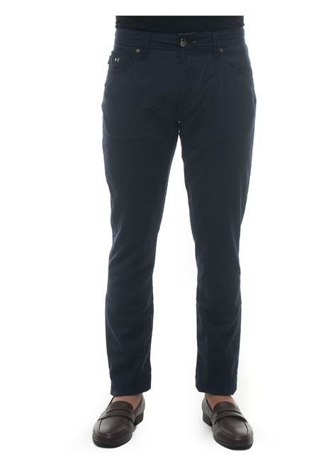 Pantalone 5 tasche Tramarossa | 9 | LEONARDOWOOL-W0650550