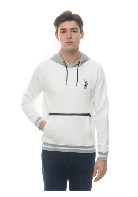 Sweatshirt with hood US Polo Assn | 20000055 | 59176-52910101