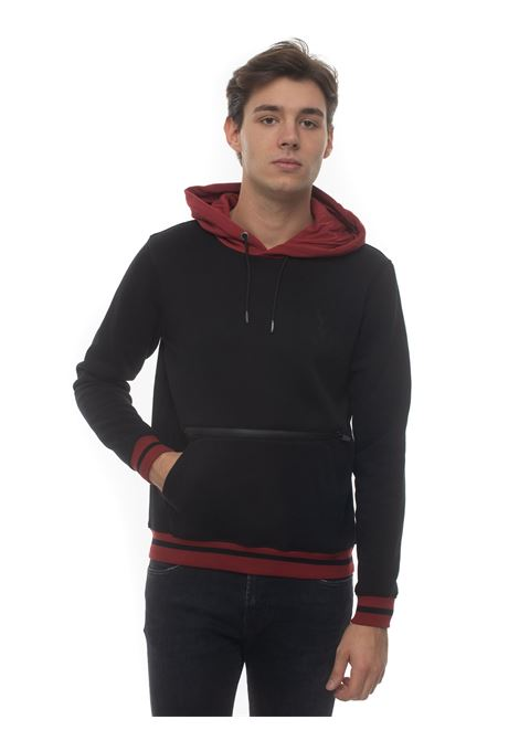 Sweatshirt with hood US Polo Assn | 20000055 | 59176-52910199