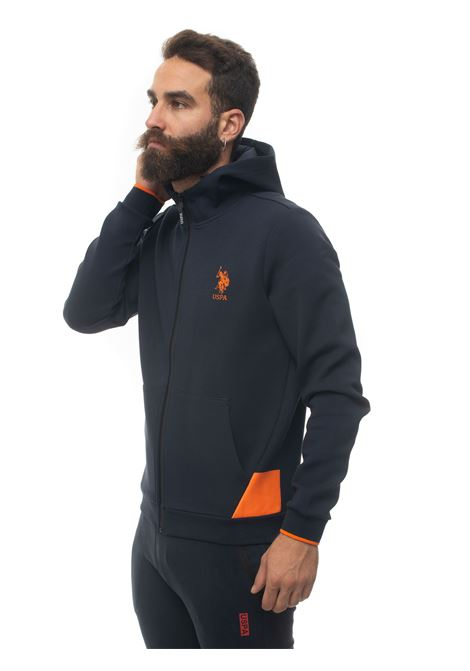 Sweatshirt with hood US Polo Assn | 20000055 | 59190-52888179