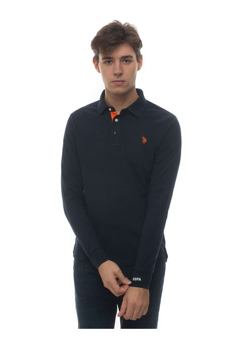 Polo shirt long sleeves US Polo Assn | 2 | 59205-47773179