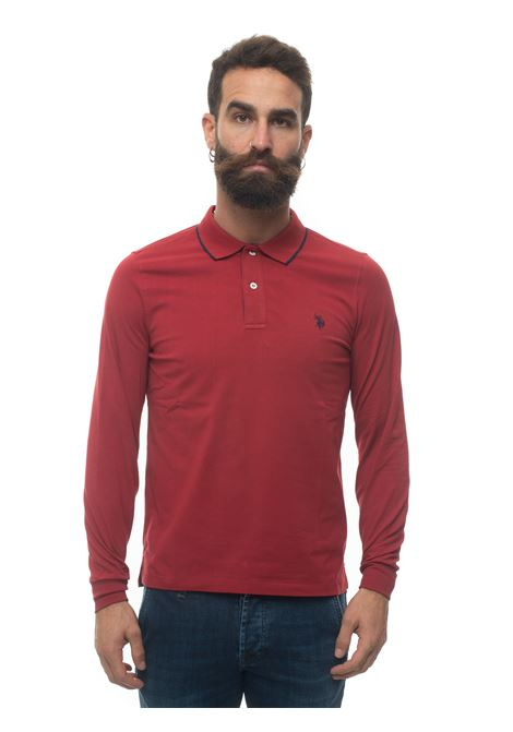 Polo shirt long sleeves US Polo Assn | 2 | 59219-49969159