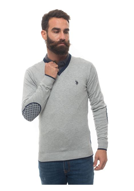 Pullover collo a V US Polo Assn | 7 | 59247-51958587