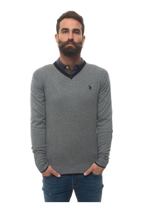 Pullover collo a V US Polo Assn | 7 | 59247-51958589