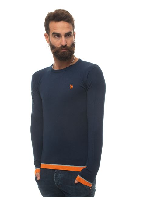 Pullover girocollo US Polo Assn | 7 | 59249-51958179