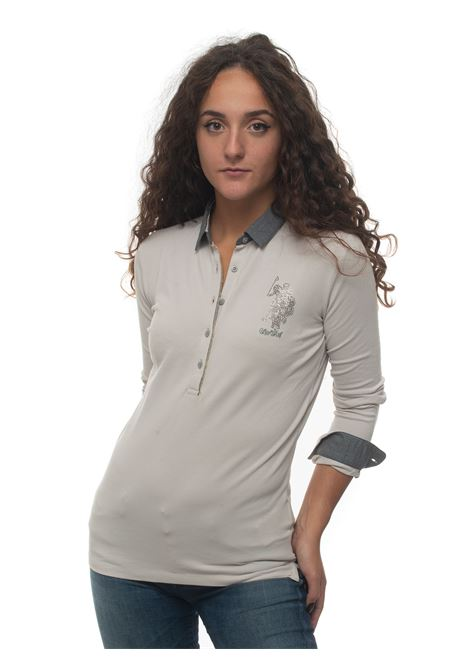Polo in cotone piquet US Polo Assn | 2 | 59406-48439208