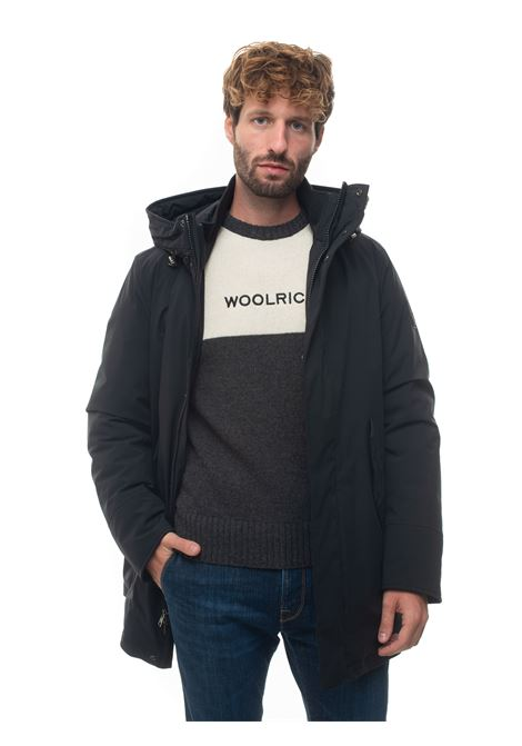 Giaccone con cappuccio STRETCH MOUNTAIN PARKA Woolrich | 20000057 | WOOU0268MR-UT0102100