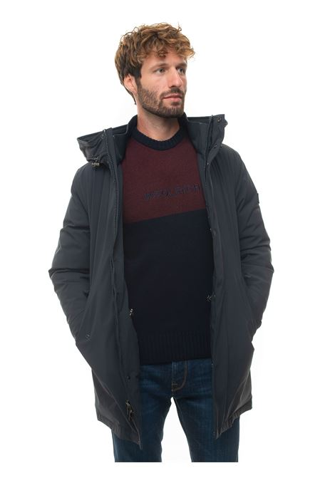 Giaccone con cappuccio STRETCH MOUNTAIN PARKA Woolrich | 20000057 | WOOU0268MR-UT01023989