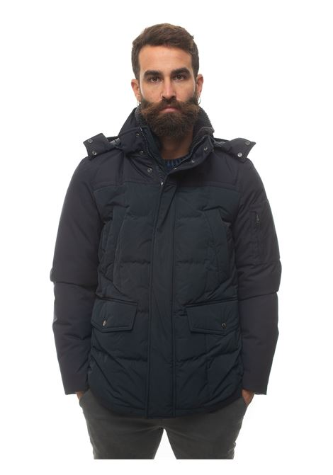 Teton Blizzard quilted jacket Woolrich | 20000057 | WOOU026MR-UT12773989