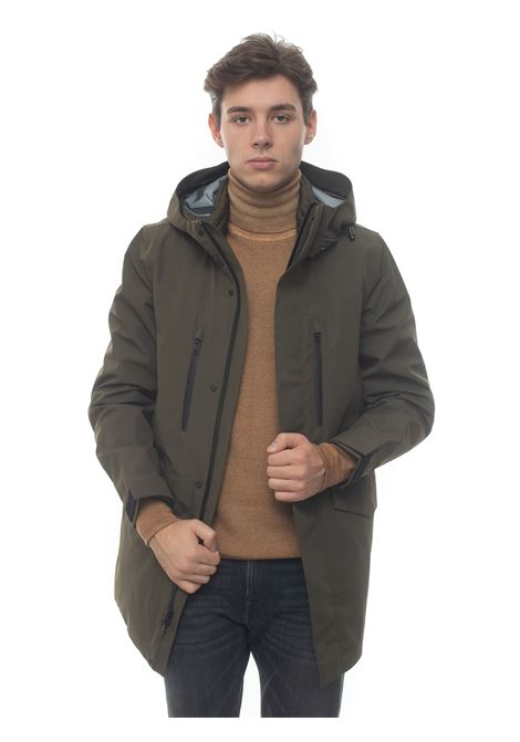 TECH CARCOAT 3IN1 Long jacket Woolrich | 20000057 | WOOU0342MR-UT2494614