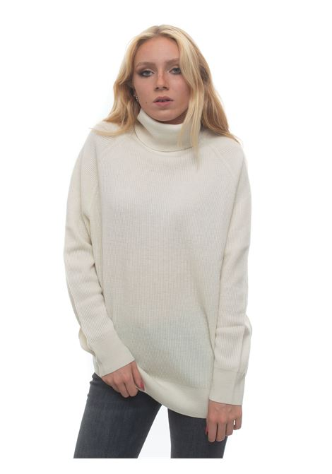 Maglia W'S WOOL CASHMERE TURTLE NECK Woolrich | 7 | WWKN0096FR-UF04898269