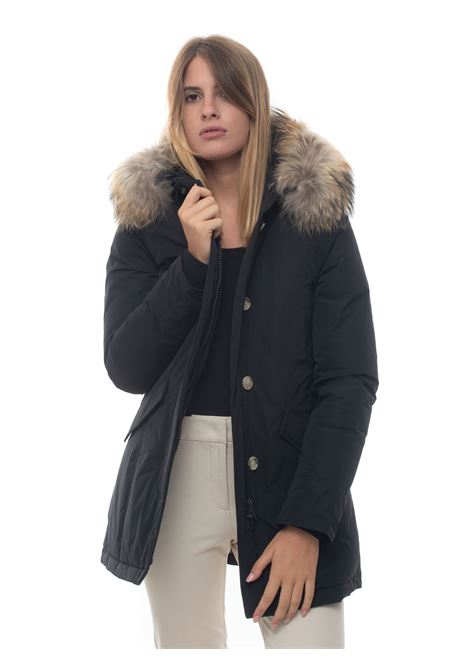Giaccone con cappuccio Arctic Parka Luxury Pelliccia Racoon Woolrich | 20000057 | WWOU0296-UT0573100