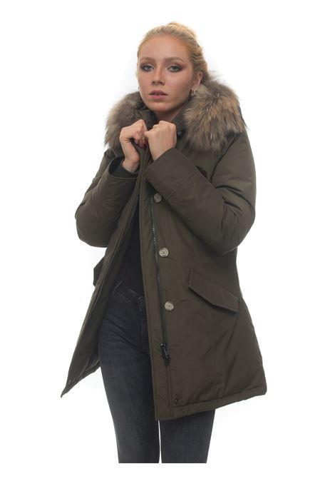 Arctic Parka Pelliccia Racoon hooded jacket Woolrich | 20000057 | WWOU0299-UT0001DAG