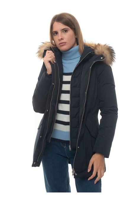 Giaccone W'S LUXE TULIP PARKA Woolrich | 20000057 | WWOU0354FR-UT0573324