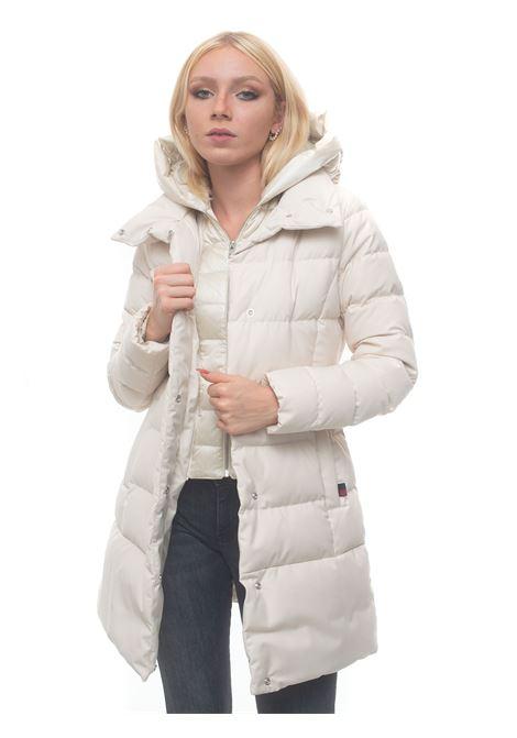 W'S LUXE PUFFY PRESCOTT hooded jacket Woolrich | 20000057 | WWOU0355FR-UT23468269