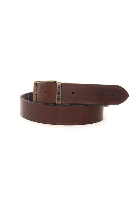 Reversible belt Barbour | 20000041 | MAC0364TN11