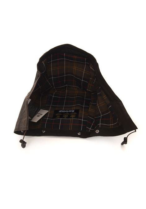 Universal waxed hood Barbour | 5032318 | MH000030L71