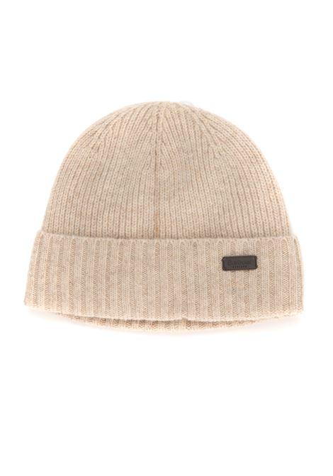English rib hat pattern Barbour | 5032318 | MHA0449BE11