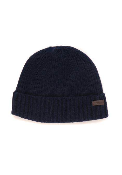 English rib hat pattern Barbour | 5032318 | MHA0449NY31