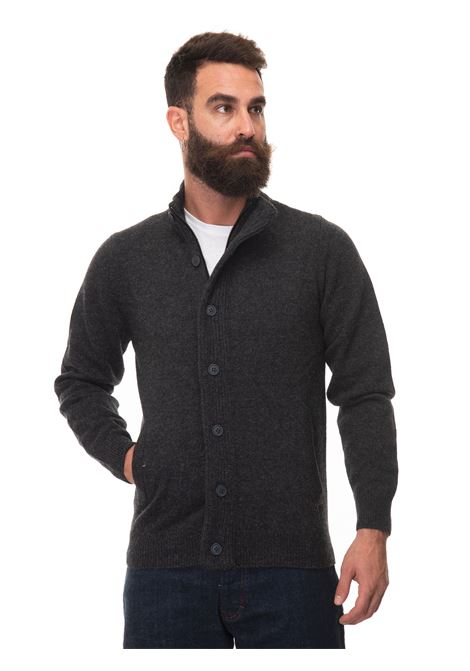 Wool cardigan Barbour | 39 | MKN0731CH51