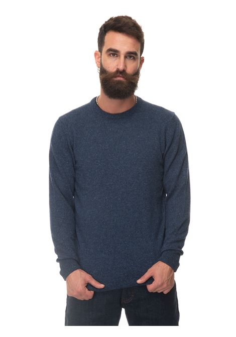 Round-neck pullover Barbour | 7 | MKN0844BL91