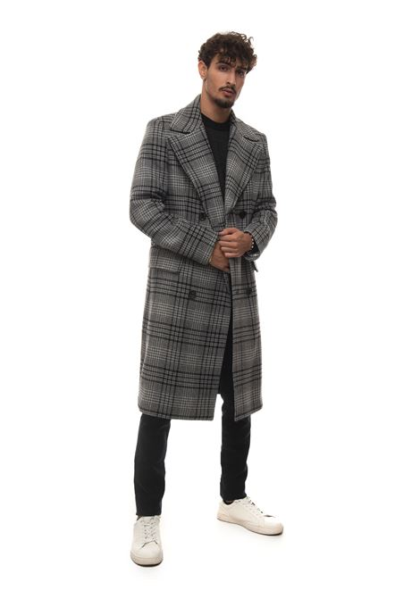 Double-breasted coat BOSS | 17 | H-HYDE-DB-214-50459115030