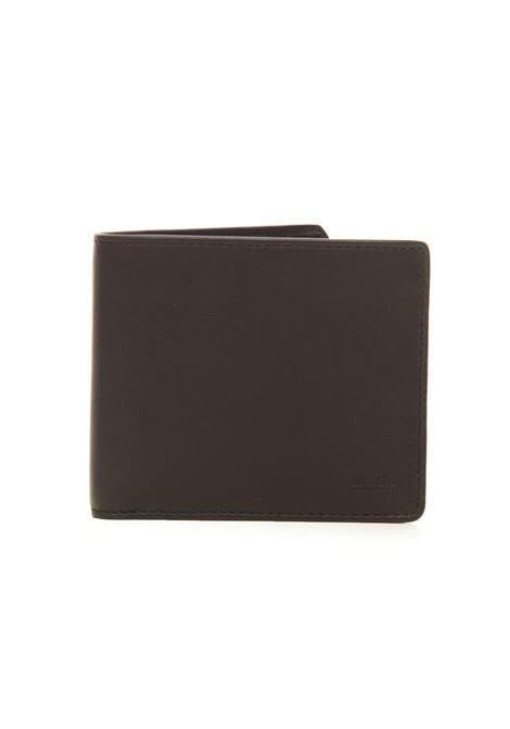 MAJESTICS_8CC Zip leather wallet medium size BOSS | 63 | MAJESTIC S_8 CC-50397483201