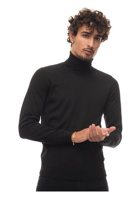 Pullover collo alto BOSS   7   MUSSO-P-50392083001