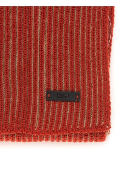 Large ribbed scarf BOSS   77   NASTRO-50455694611