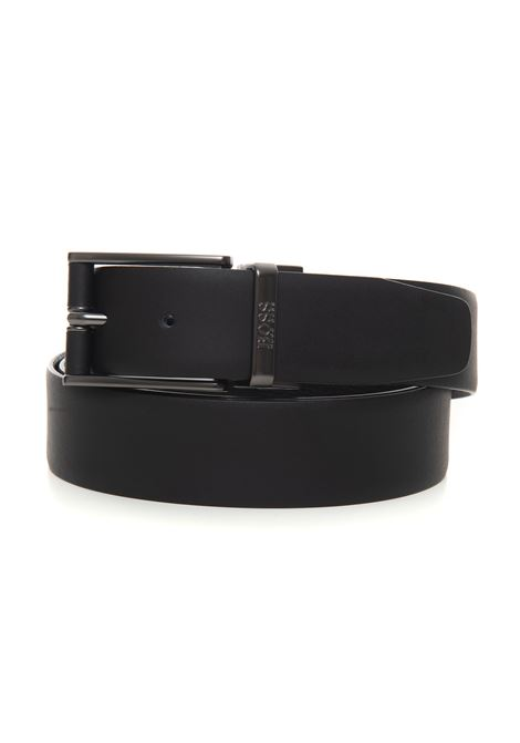 Cintura reversibile BOSS   20000041   OFELIX_OR35_GR-50408134001