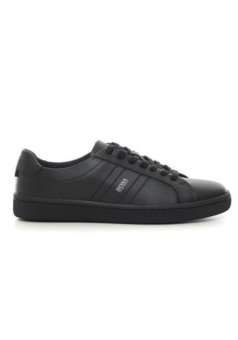 Sneakers in pelle con lacci BOSS | 5032317 | RIBEIRA_TENN_ITPL-50454986005