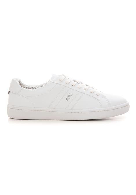 Sneakers in pelle con lacci BOSS | 5032317 | RIBEIRA_TENN_ITPL-50454986105