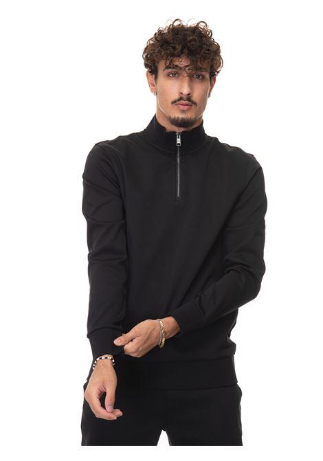 SIDNEY69 sweatshirt with half zip BOSS | 20000055 | SIDNEY69-50458167001