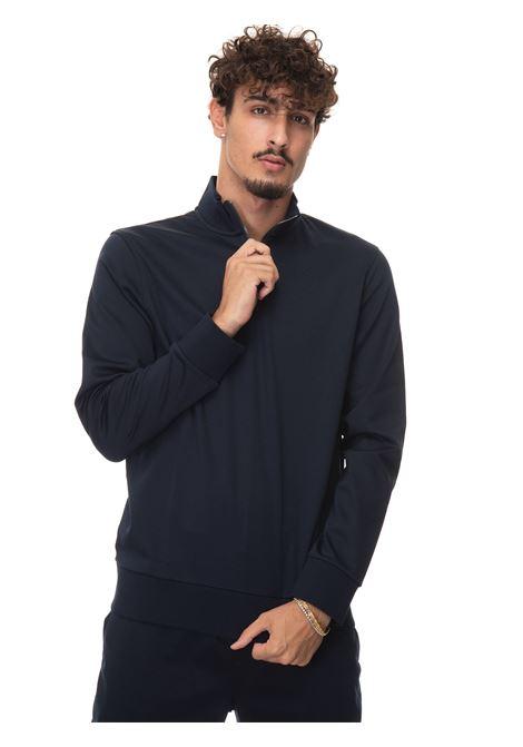 SIDNEY69 sweatshirt with half zip BOSS | 20000055 | SIDNEY69-50458167402