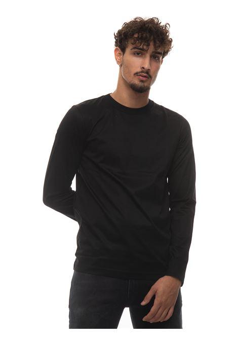 T-shirt manica lunga girocollo BOSS | 8 | TENISON33-50458155001