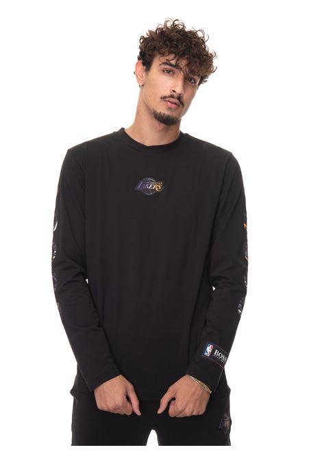 T-shirt manica lunga girocollo THREESIXTY_2 BOSS | 8 | THREESIXTY_2-50461965002