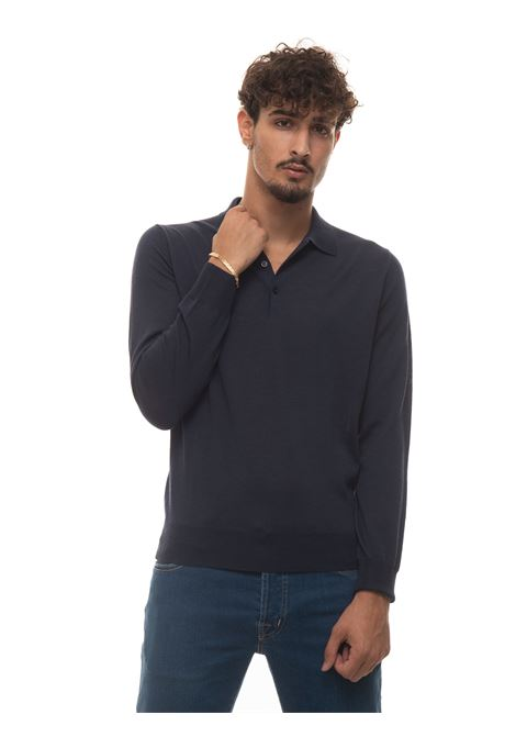 Polo shirt long sleeves Canali | 2 | C0017-MK00077305