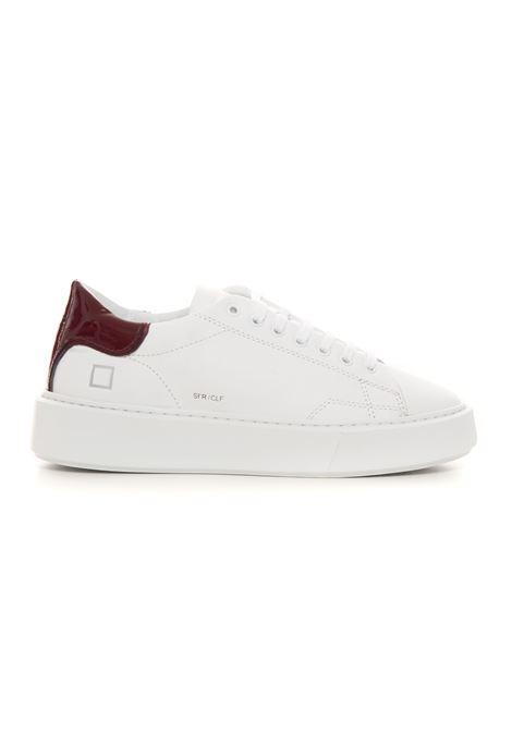 Sneakers con lacci SFERA CALF D.A.T.E. | 5032317 | W351-SF-CAWX