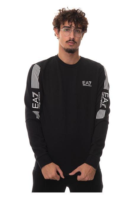 Crewneck sweatshirt EA7 | 20000055 | 6KPM55-PJ9FZ1200