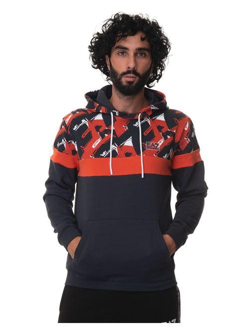 Sweatshirt with hood EA7 | 20000055 | 6KPM82-PJ07Z1578