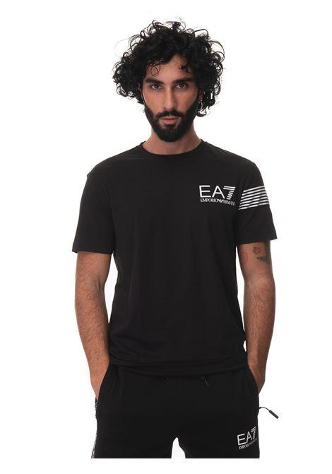 Round-necked T-shirt EA7 | 8 | 6KPT03-PJ3BZ1200