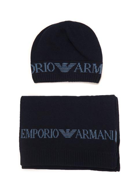 Scarf and hat Set Emporio Armani | 5032318 | 628005-CC983035