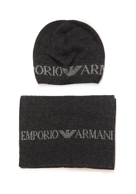 Scarf and hat Set Emporio Armani | 5032318 | 628005-CC983044