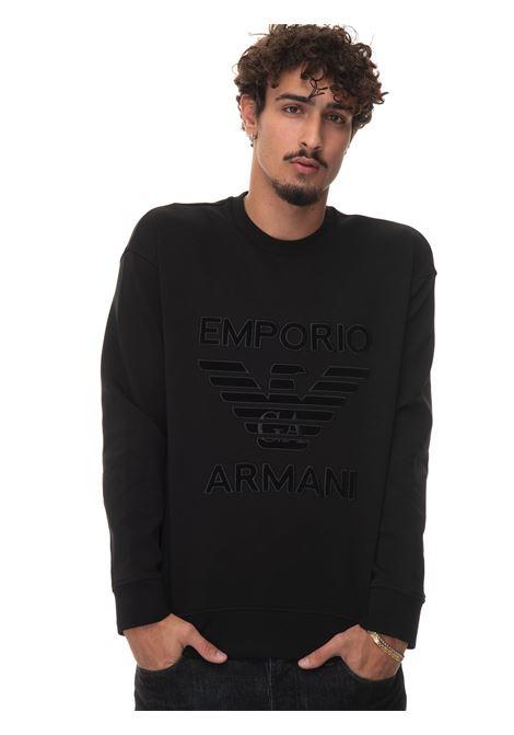 Felpa girocollo Emporio Armani | 20000055 | 6K1M97-1JHSZ999